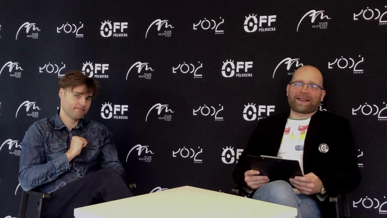 Teatr Muzyczny #zostajewdomu - OFF/ON - Osiecka po męsku / off-talk