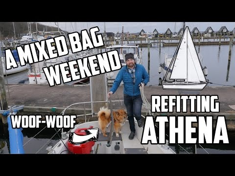 Sail Life - A mixed bag from a weekend that didn't quite go my way ;) - DIY sailboat refit