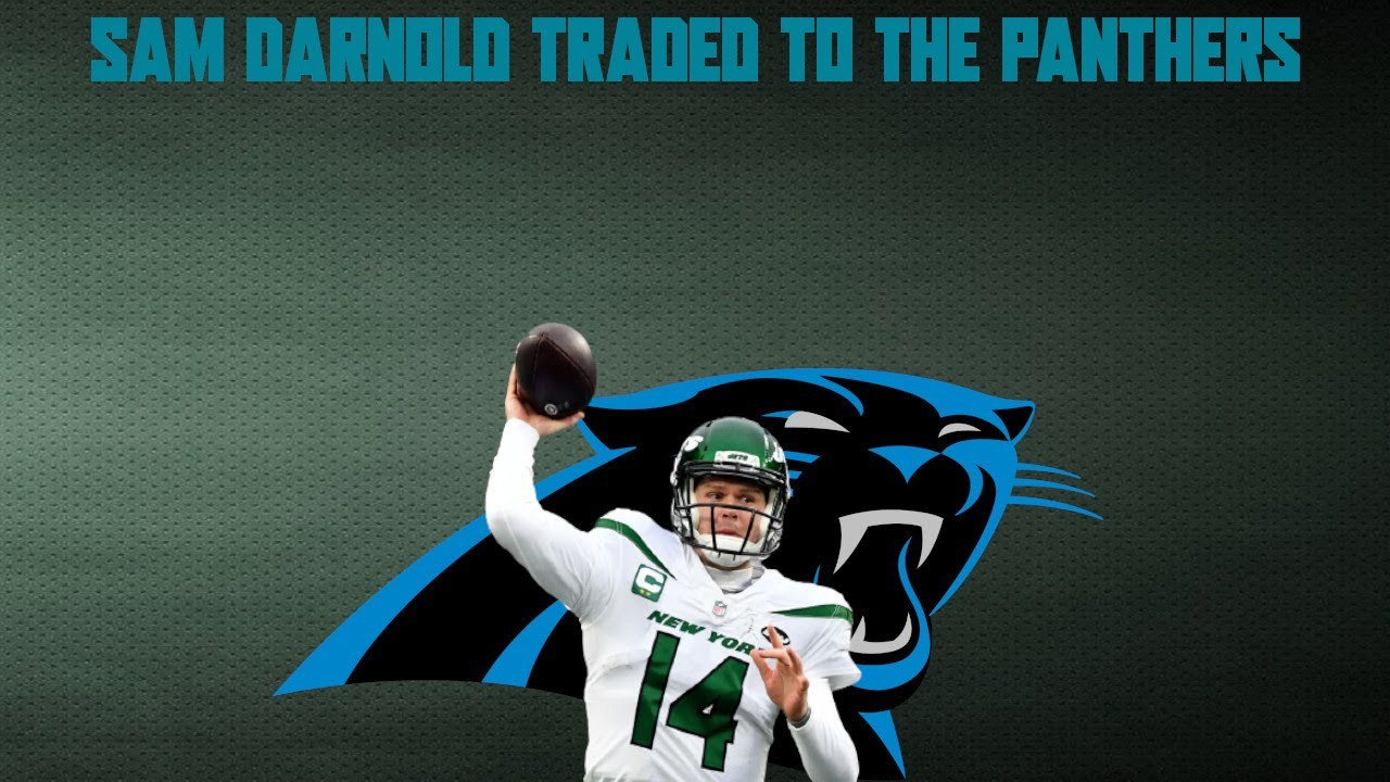Sam Darnold Traded to the Panthers Reaction & Breakdown