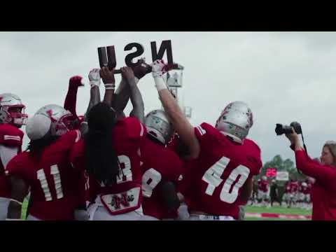 Nicholls Football: 2017 Highlight Video