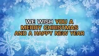 Traditional Christmas Songs We Wish You A Merry Christmas