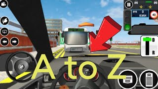 car driving school 2020 real driving academy test #sahadulyourGamingchannel screenshot 3
