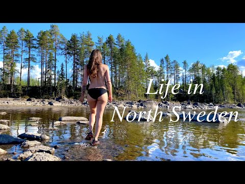 Growing Food in North Sweden° Living in Nature VLOG 11 ° HOW to make BIRCH HERBAL MEDICINE°Herbalist