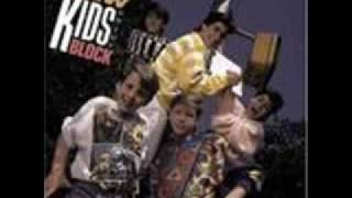 New Kids On the Block-Stop it Girl