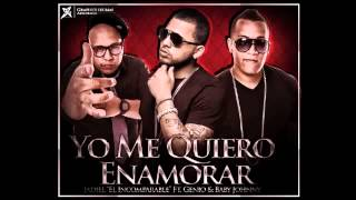 Genio  Baby Johnny Ft Jadiel - Yo Me Quiero Enamorar