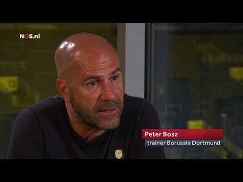 Peter Bosz: 'Harder trainen in Nederland? Daar moet ik om lachen'