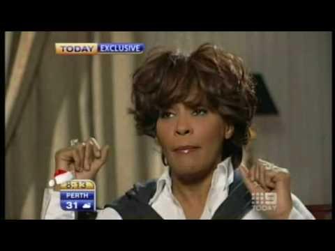 Whitney Houston - Australian Interview 2009
