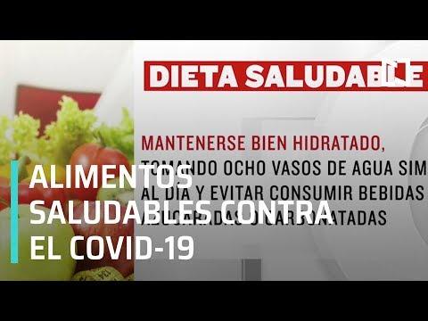 Dieta saludable contra el coronavirus - Las Noticias