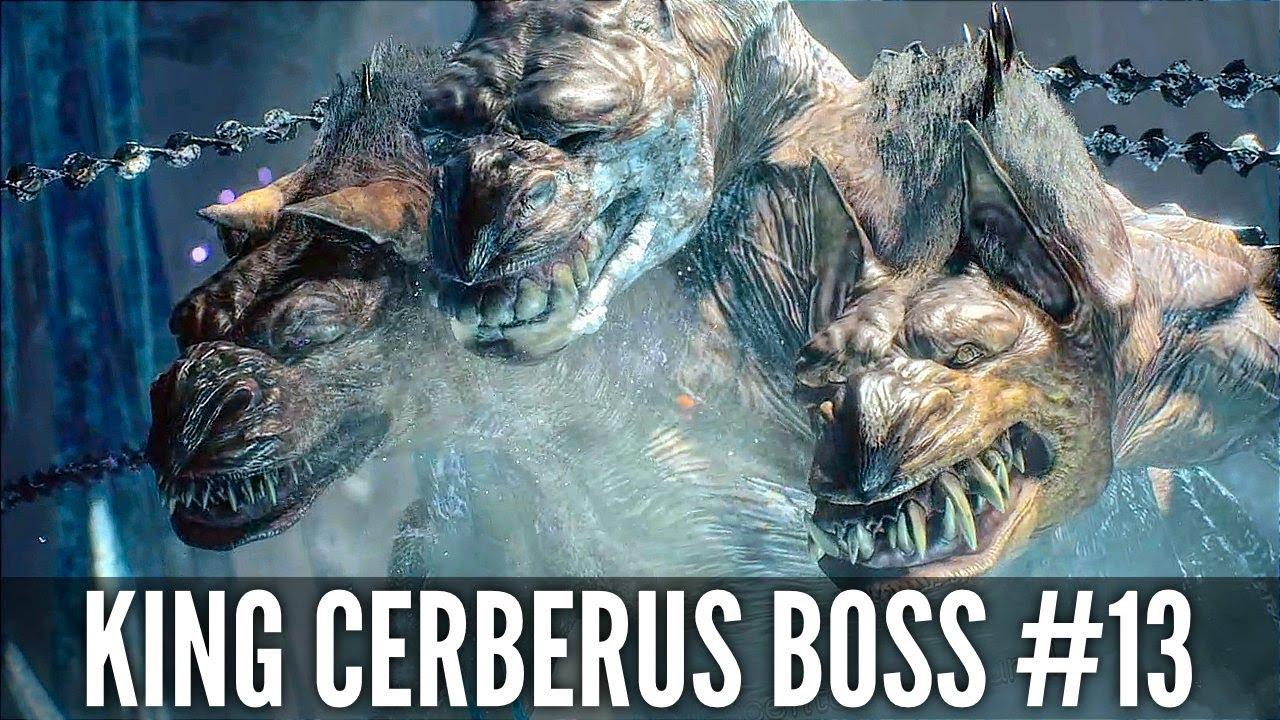 Teufel kann schrei 5 könig cerberus boss kampf # 13 (1080p hd 60fps) + video