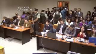 Caso Nabila Rifo: Juicio oral de Mauricio Ortega, acusado por femicidio frustrado (1) 23 marzo 2017