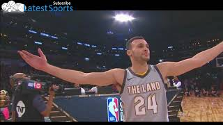 Larry Nance Jr gets a score of 50 in the NBA Dunk Contest - 2018