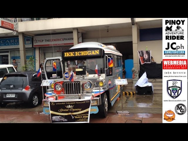 Driving the Electric Jeepney Prototype in Manila - TravelerBase