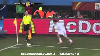 Скачать All Goals World Cup South Africa 2010