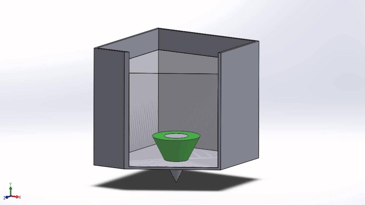 fluidmechanik str mungsmechanik kegelventil berechnen. Black Bedroom Furniture Sets. Home Design Ideas