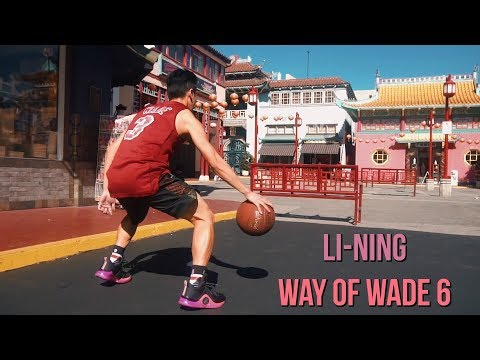 SHOE OF THE YEAR?! Li-Ning Way of Wade 6 Performance Review!