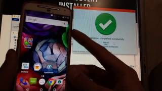 Easy Recovery Installer Live Demo Moto G (2rd titan)