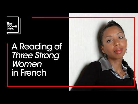 2013 Man Booker International Prize Readings: Marie NDiaye