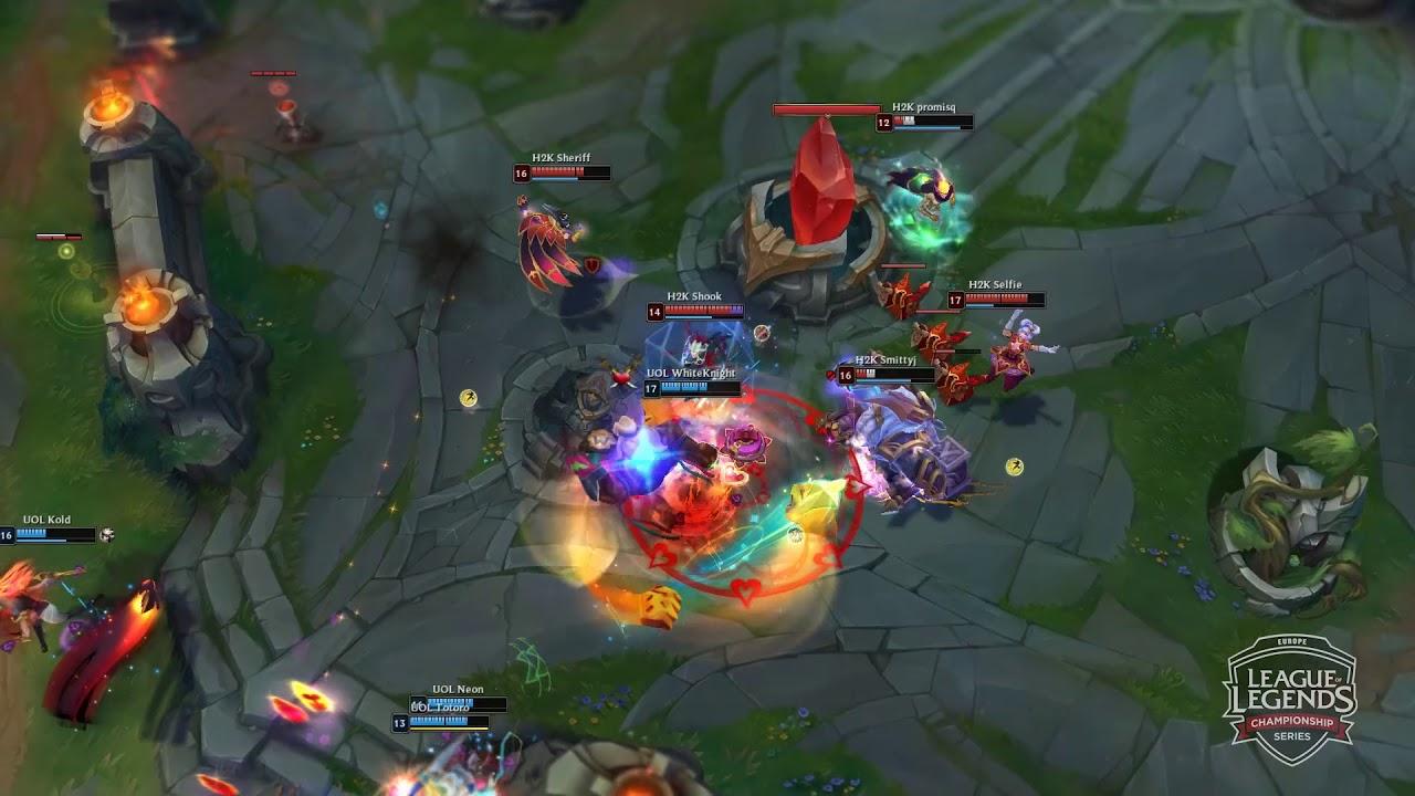 league of legends use movement prediction