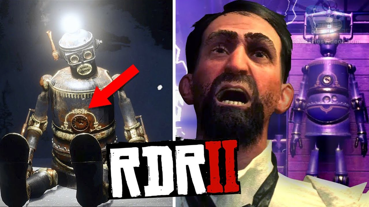 El GRAN MISTERIO de Marko Dragic en Red Dead Redemption 2
