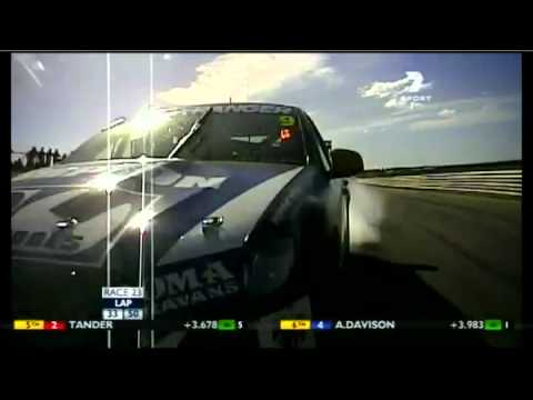 V8 2011 Falken Tasmania Challenge - Action Highlights