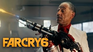 Far Cry 6 - Watch Giancarlo Deconstruct Guerrilla Weapons