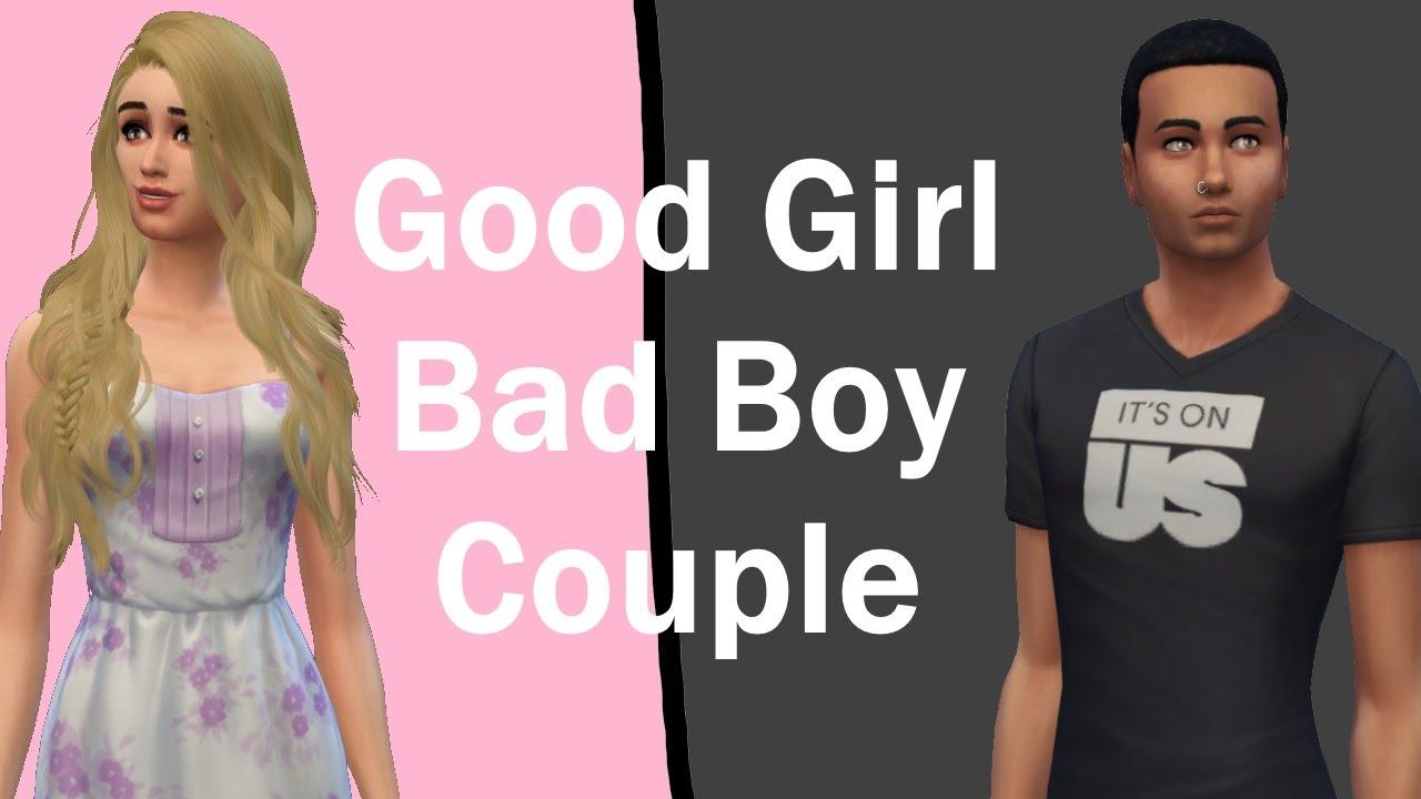 bad boy with good girl