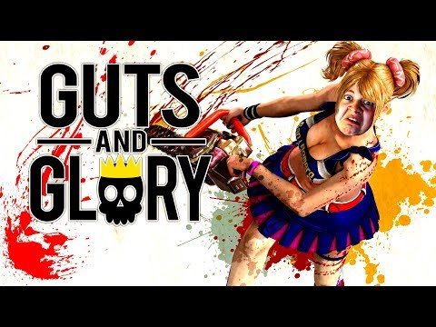 GUTS AND GLORY - SCHLACHTHAUS PARTY