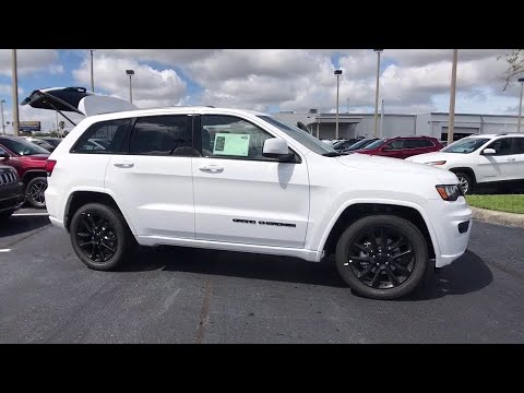 2018 jeep grand cherokee orlando fl central florida winter park windermere clermont fl. Black Bedroom Furniture Sets. Home Design Ideas