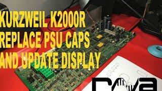K2000R RE-CAP AND NEW DISPLAY