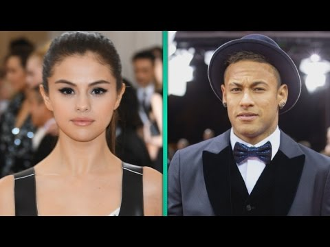 Selena Gomez Spotted Leaving Same Hotel as Brazilian Soccer Star Neymar Jr. -- See The Pics!