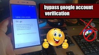bypass google account 6.0.1 accent speed y2 frp lock without OTG or PC 2017
