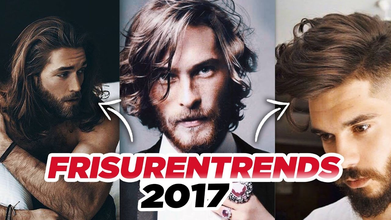 TOP 5 Männer Frisuren 2017 YouTube