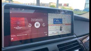 android (NBT style) на BMW X5 E70: обзор, установка и эксплуатация