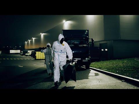 HB WAR X CAPEL G X MEUDA  YENKI LAJAN #LaCruCru (CLIP OFFICIEL) Court-metrage