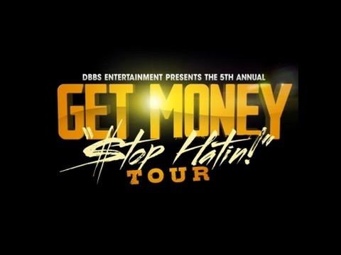 7th Annual Get Money Stop Hatin Tour Promo Video (GMSH 2015)