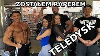 VLOG #28: TELEDYSK   JESTEM RAPEREM   ŻELIPAPOM 2017 Video