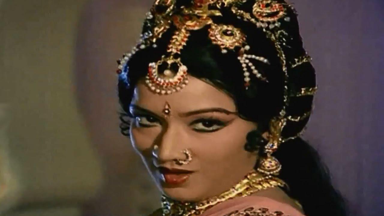 Sri Madvirat Veerabrahmendra Swamy Charitra || Kannu Korindi Video Song ||  NTR, Bala Krishna