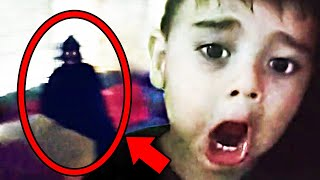 10 SCARY Ghost Videos That Will Give You The SHUDDERS