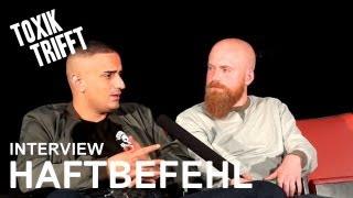 "Haftbefehl: ""Azzlack Stereotyp 2"" & Sampler, SadiQ, Capo und Nate57 | Toxik trifft #206 [Interview]"