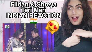 Fildan Duet cover Teri Meri With Shreya Maya on DA Asia 4 Reaction 🇮🇳