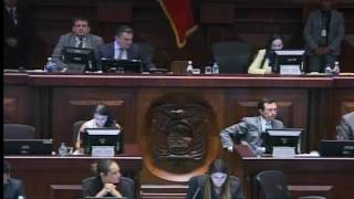 Votación - Sesión 465 - #LeyContraIncendios