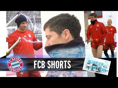 FC Bayern Shorts | Winter Edition