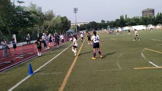Anna ISM soccer third-place game