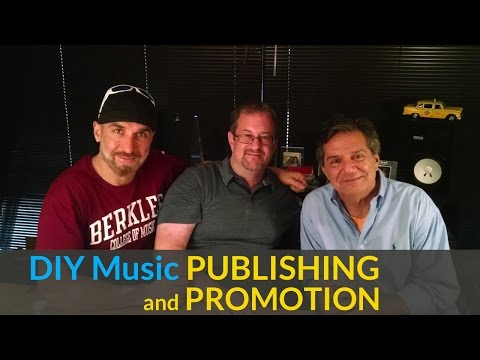 Music Publishing and Promotion w/ Bobby Borg and Michael Eames