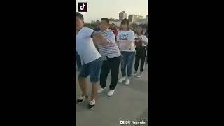 CHINESE GARBA DANCE||GUJARATI GARBA||GARBA DANCE IN CHINA||FUNNY GARBA DANCE|CHINESE GARBA