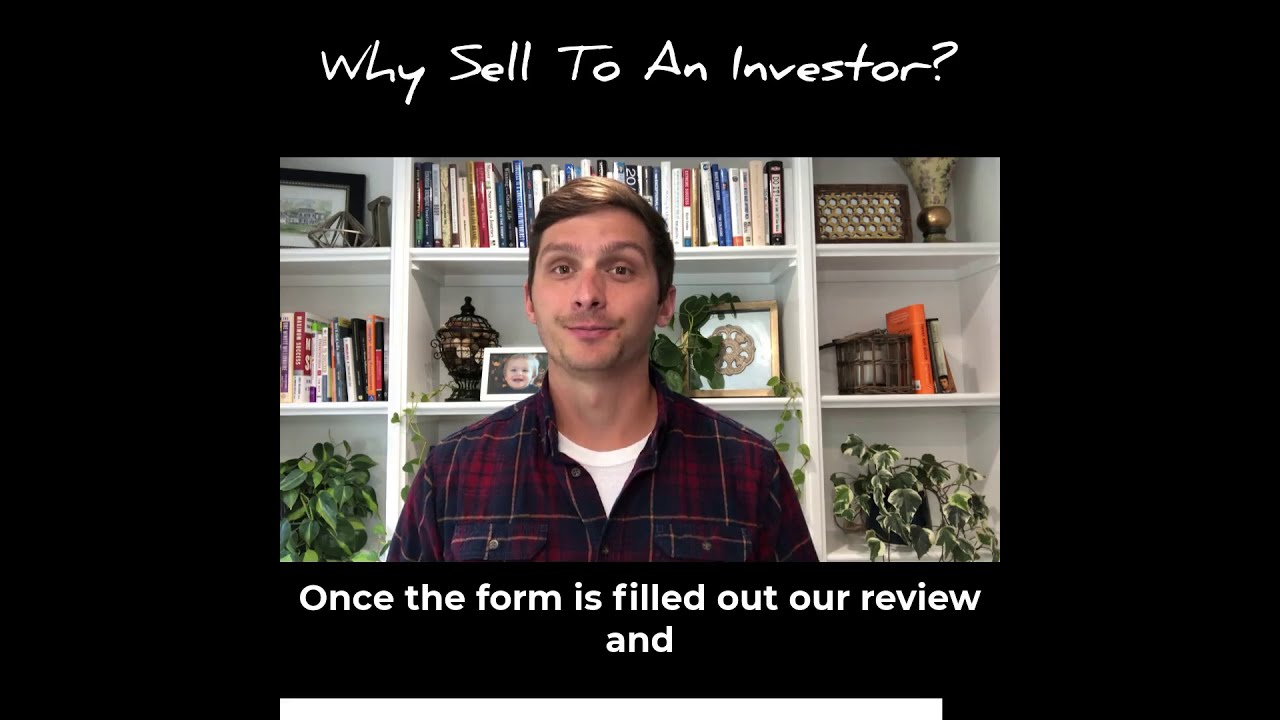 Why Sell To An Investor?