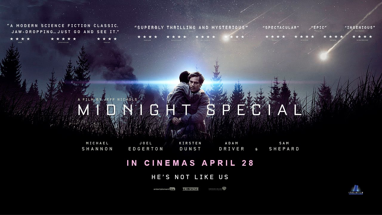 MIDNIGHT SPECIAL - HD Trailer - YouTube
