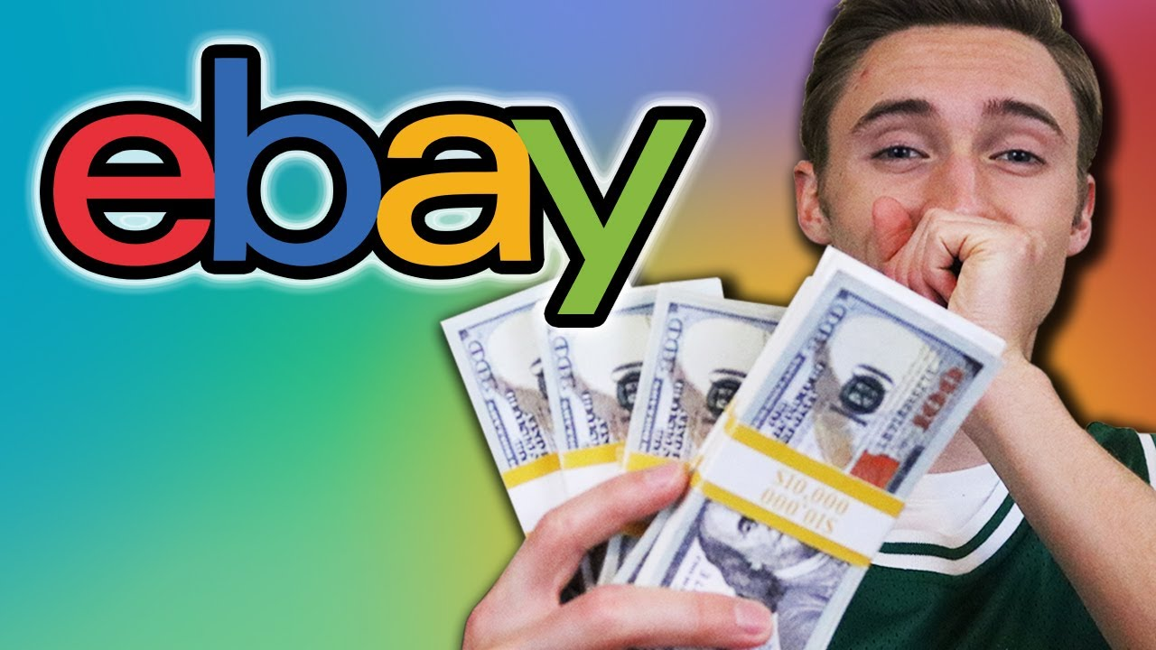 How To Make Money Selling JUNK On Ebay?