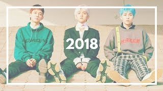 2018 Kpop Playlist #2 [Track list & timing in description]