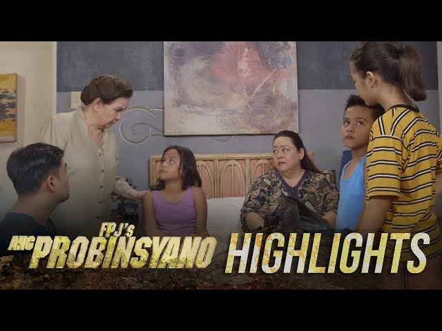 Lola Flora and her family find new shelter   FPJ's Ang Probinsyano